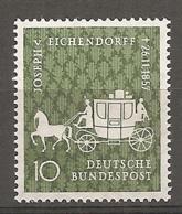 BDP 1957 Yv N° 151  Mi N° 280  ** MNH  Poète Von Eichendorff Cote 1 Euro TBE - Nuovi