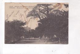 CPA DAKAR, BD DE LA DEFENSE En 1918! - Senegal