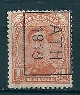 2423 Voorafstempeling Op Nr 135 - ATH 1919 -  Positie B - Préoblitérés