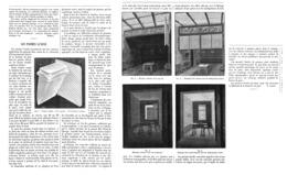 LES PRISMES LUXFER  1899 - Ciencia & Tecnología