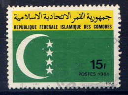 COMORES - 349° - DRAPEAU NATIONAL - Comores (1975-...)