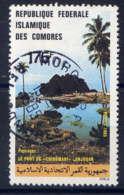 COMORES - 390° - PORT DE CHIROMANI - Comores (1975-...)