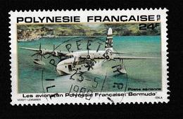 POLYNESIE YT PA 148 Oblitéré 23 Mai 1980 PAPEETE - Gebruikt