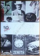 Orologi Zenith - Cofanetto 150° Anniversario - 150th Anniversary Casket - Jewels & Clocks