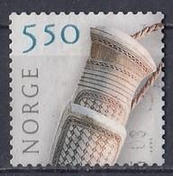 NORWAY 1454,used - Usati