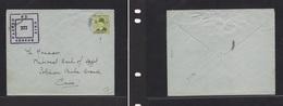 Egypt - Cover - 1941 WW2 FPO 173 Fkd Env Local Cairo Usage Censored Fine. Easy Deal. - Égypte