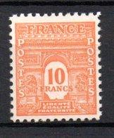 G3 France N° 629 ** à 10% De La Côte. A Saisir !!! - France