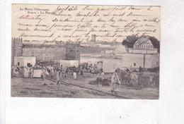 CPA  RABAT, LE MARCHE En 1909! - Rabat