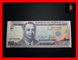 PHILIPPINES 100 Piso 2002 P. 194 A  UNC - Philippines