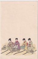 Japanische Ladies Mit Seil       (200525) - Giappone