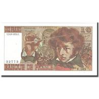 France, 10 Francs, Berlioz, 1974, 1974-10-03, SPL, Fayette:63.7a, KM:150a - 1962-1997 ''Francs''