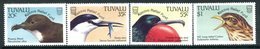 Tuvalu 1999 Kosovo Relief Fund - Birds Set MNH (SG 837-840) - Tuvalu