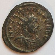 CARIN, CARINUS, Antoninien, FELICIT PVBLICA, TTB - 5. Der Soldatenkaiser (die Militärkrise) (235 / 284)