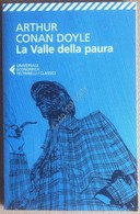 Sir Arthur Conan Doyle - La Valle Della Paura - Feltrinelli 2019 - Books, Magazines, Comics