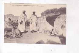 CPA   COMMERCANTS INDIGENES DU MOYEN ATLAS - Morocco