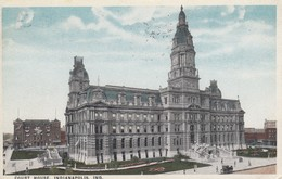 INDIANAPOLIS: Court House - Indianapolis