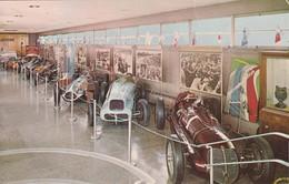 INDIANAPOLIS: Mile Race Museum - Indianapolis