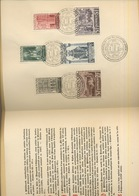 1939 Joli Souvenir St.Willibrord. Yv. 300/305.  Cote 25- Comme Timbres - Brieven En Documenten