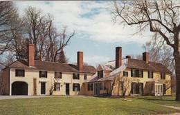 CONCORD (Massachussetts): Bullet Hole House - United States