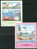 Tuvalu 2000 Fauna Sheetlet (2) Set MNH (SG 977-988) - Tuvalu