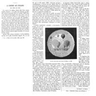 """LES COURSES De BALLONS Des FETES De  """" ¨PARIS  """" Sur    ASSIETTES  1899 - Otras Colecciones"""