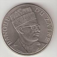 Zaire 20 Makuta 1973  Km 8    Xf+ - Zaire (1971-97)