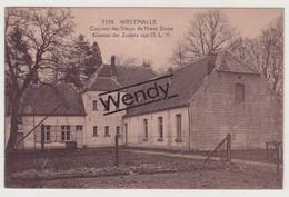 Westmalle (klooster Der Zusters Van O.L.V.) Uitg. Hoelen N° 9248 - Malle