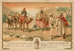 CHROMOS - 58 ANNEES DE SUCCES - ALCOOL DE MANTHE DE RICQLES - Old Paper