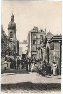 Amiens / Le Marché Lanselles Et Le Beffroi / Ed. LL - Amiens