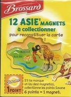-- MAGNET SAVANE BROSSARD ASIE MONGOLIE - Magnets