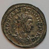 CARIN, CARINUS, Antoninien, VIRTVS AVGG, TTB - 5. Der Soldatenkaiser (die Militärkrise) (235 / 284)