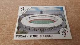 Figurina Panini WM Italia 90 - 028 Verona Stadio - Panini