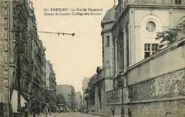 PARIS  15 Arrondissement   Rue De Vaugirard Entrée De L'ancien Collège Des Jésuites - Arrondissement: 15