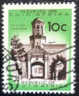 RSA - Republic Of South Africa - Republiek Van Suid-Afrika - (o) Used - Ref 15 - 1961 - Kasteel Kaapstad - Oblitérés