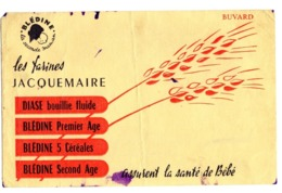 Buvard Farines Bledine Jacquemaire Diase Santé Bébé - Food