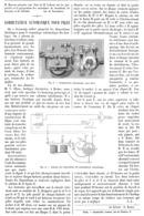 COMMUTATEUR AUTOMATIQUE Pour PILES  1899 - Ciencia & Tecnología