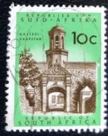 RSA - Republic Of South Africa - Republiek Van Suid-Afrika - (o) Used - Ref 15 - 1964 - Kasteel Kaapstad - South Africa (1961-...)