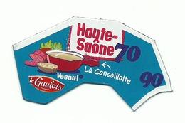-- MAGNET LE GAULOIS HAUTE SAONE - Magnets