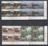 British Antarctic Territory 2001 Port Lockroy 4v Bl Of 4 ** Mnh (47851) - British Antarctic Territory  (BAT)