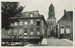 Lier Brug Over Nete En Kerkstraat - Lier