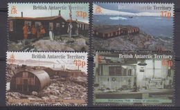 British Antarctic Territory (BAT) 2001 Port Lockroy 4v ** Mnh (47851A) - British Antarctic Territory  (BAT)