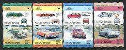 Tuvalu - Niutao 1984 Cars - 1st Issue - SPECIMEN - Set MNH - Tuvalu (fr. Elliceinseln)