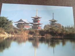 JAPON, PAGODA IN NARA - Otros