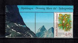 GRÖNLAND , Greenland ,1996 , ** , MNH , Postfrisch ; Mi.Nr. 284 X    ,  Aus MH - Groenlandia