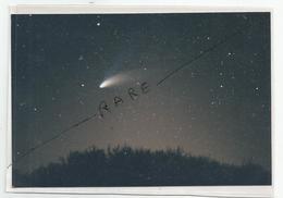 Photographie De La Comète Hali Bopp Photo Prise A Parmenie 38 Isère Le 2/04/1997 Astronomie 10x15 Cm Env - Lieux
