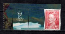 GRÖNLAND , Greenland ,1996 , ** , MNH , Postfrisch ; Mi.Nr. 283 X    ,  Aus MH - Groenlandia