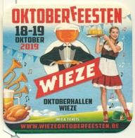 Oktoberfeesten Wieze 18-19 Oktober 2019 - Portavasos