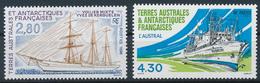TAAF  -  1996  ,  Dampfsegelschiff Yves De Kerguelen , Versorgungsschiff Austral - French Southern And Antarctic Territories (TAAF)