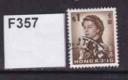 Hong Kong 1962 $1 - Hong Kong (...-1997)