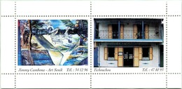 Jimmy Cambona (Galerie Art'Senik) - Île De La Réunion (Restaurant Ti' Chouchou) - ** Neuf - Cinderellas